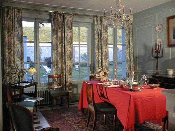 La salle manger le br cy chambre d 39 h te rouen for Rouen chambre hote